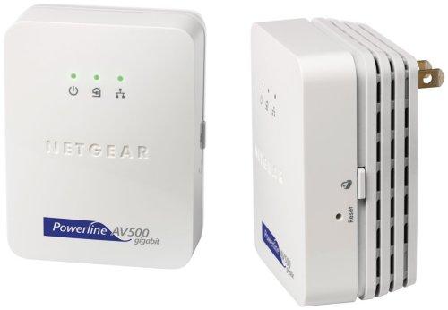 Netgear Powerline AV 500 Adapter Kit