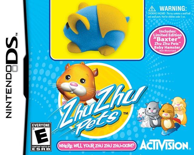 Zhu Zhu Pets til DS