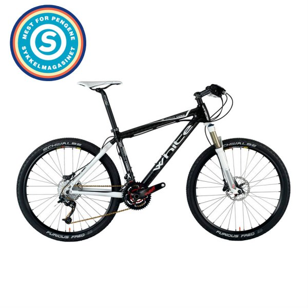 White XC Ultimate Carbon