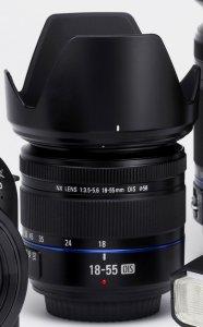 Samsung NX 18-55mm f/3.5-5.6 OIS