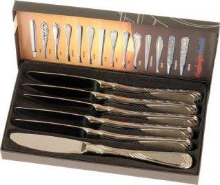 Hardanger Bestikk Anita spisekniver 6 stk