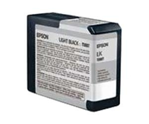 Epson T5807 Lys svart