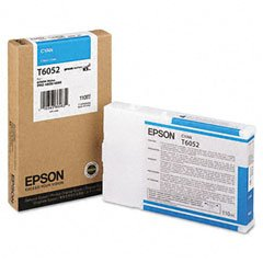 Epson T6052 Cyan