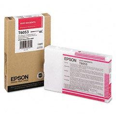 Epson T6053 Livlig Magenta
