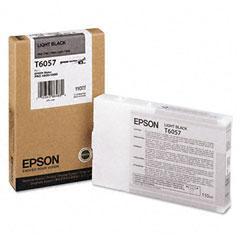 Epson T6057 Lys Svart