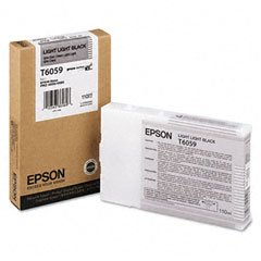 Epson T6059 Lysesvart