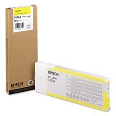 Epson T6064 Gul
