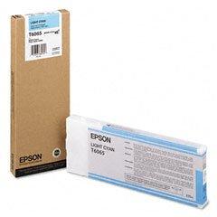 Epson T6065 Lys Cyan