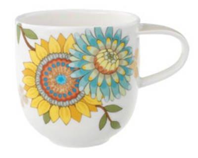 Villeroy & Boch Helianthos Mug