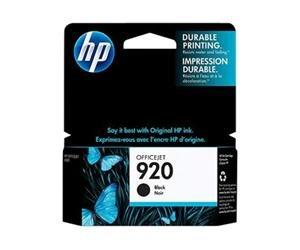 HP no.920 Svart