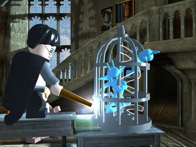 Lego Harry Potter: Years 1–4 til Xbox 360