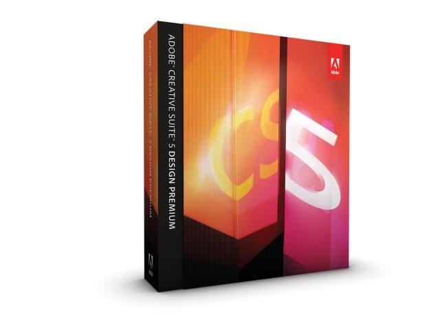 Adobe CS5 Creative Suite 5 Design Premium Win Nor Fullversjon