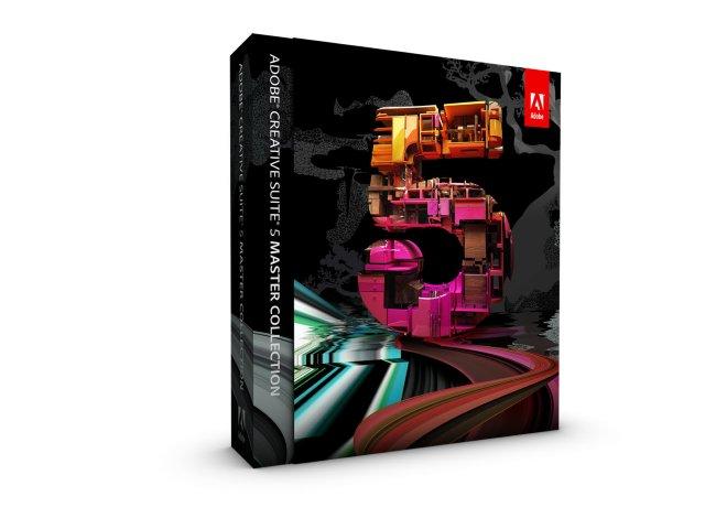 Adobe CS5 Creative Suite 5 Master Collection Mac Eng Fullversjon