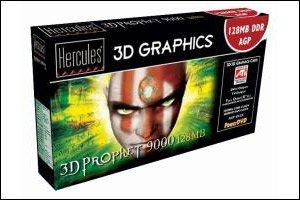 Hercules 3D Prophet 9000 128 MB
