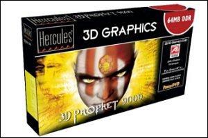 Hercules 3D Prophet 9000 64 MB PCI