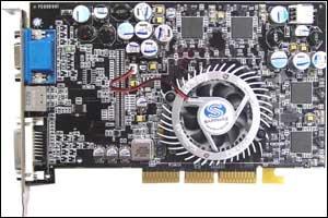 Sapphire Radeon 9500 128 MB