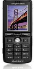 Sony Ericsson K750i med abonnement