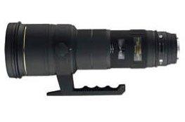 Sigma 500mm F4.5 EX DG HSM for Nikon