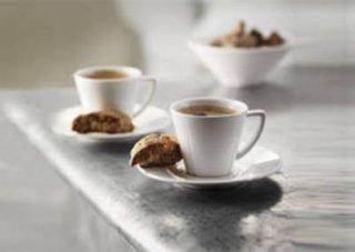 Rosendahl Grand Cru Espresso kopp med skål