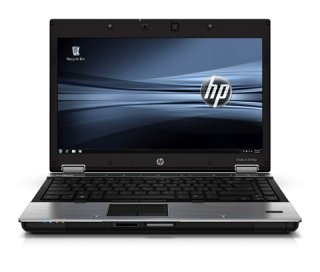 HP EliteBook 8440p i7-620M 320 GB