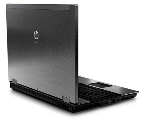 HP EliteBook 8740w i5-540M