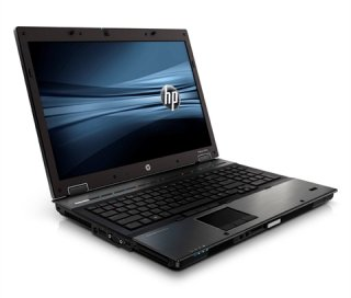HP EliteBook 8740w i7-720M