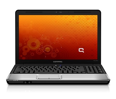 HP Compaq Presario CQ71-412