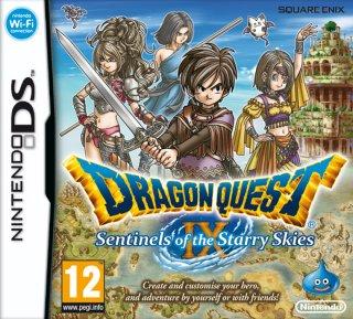 Dragon Quest IX: Sentinels of the Starry Skies til DS