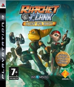 Ratchet & Clank: Quest for Booty til PlayStation 3