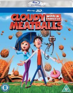 Det regner kjøttboller 3D