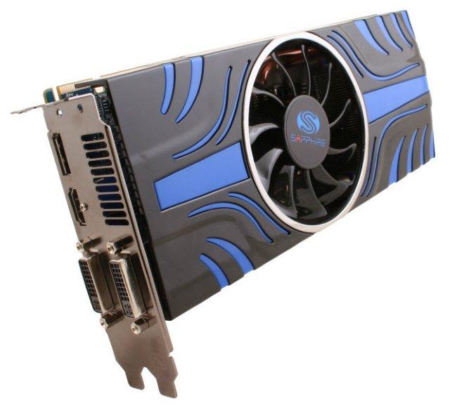 Sapphire Radeon HD 5850 2 GB Vapor-X