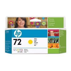 HP no.72 Gul - Stor