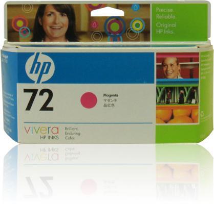 HP no.72 Magenta - Stor