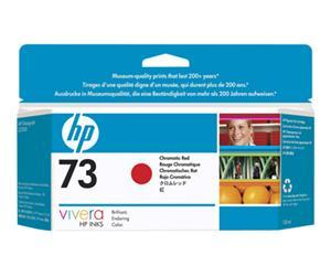 HP no.73 Kromatisk Rød