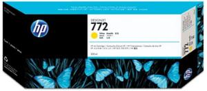 HP no.772 Yellow