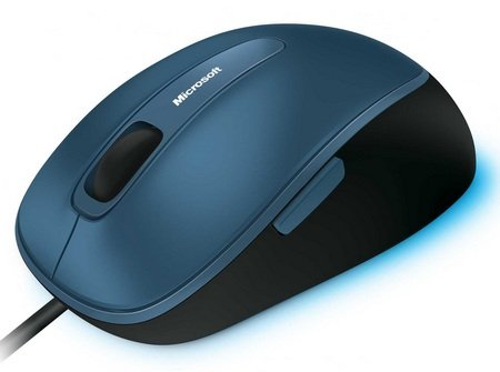 Microsoft Comfort Optical Mouse 4500