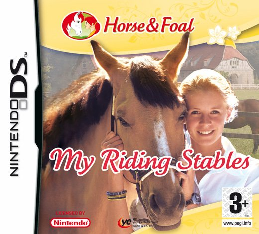 My Riding Stables: Horse & Foal til DS