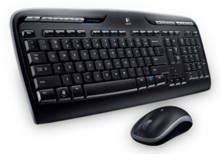 Logitech Logitech Wireless Desktop MK320