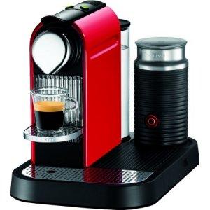 Nespresso Citiz & Milk C120 Red