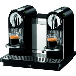 Nespresso Citiz & Co D130 Black