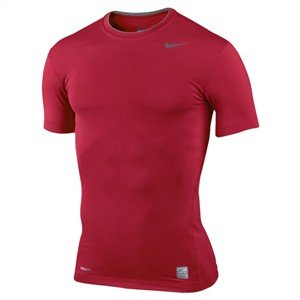 Nike Pro Core SS Tight Crew Box, herre