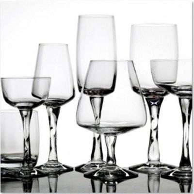 Magnor Glassverk Peacock cognac 12 cl