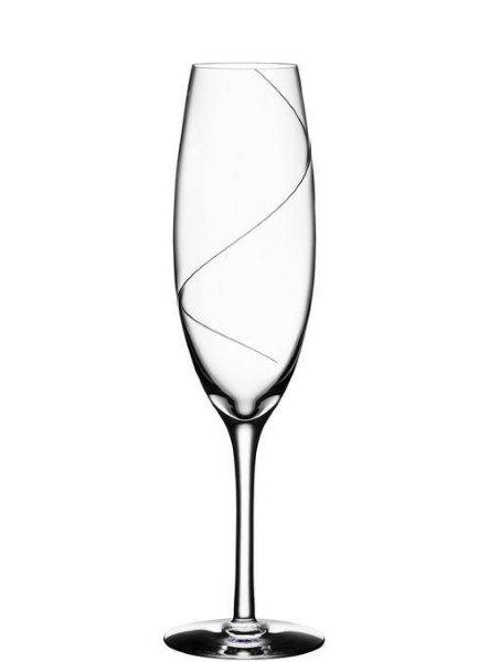 Kosta Boda Line Champagne XL, 37 cl