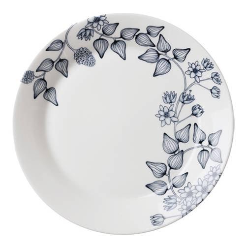 Arabia Finnland Arabia Runo plate 26 cm, Winter Star