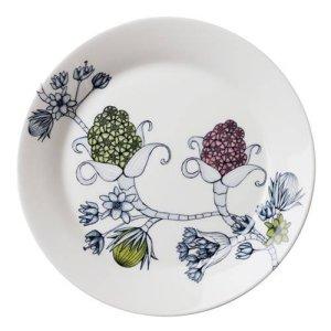 Arabia Finnland Arabia Runo plate 26 cm, Spring Drop