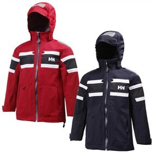 Helly Hansen JR Salt Jacket