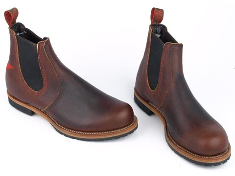 Red Wing Shoes Chelsea Rancher