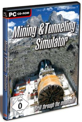 Mining & Tunneling Simulator til PC