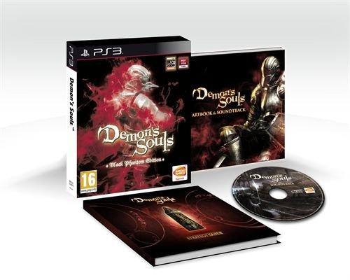 Demon's Souls (Black Phantom Edition) til PlayStation 3
