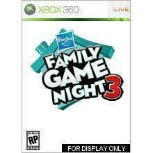 Hasbro Family Game Night 3 til Xbox 360